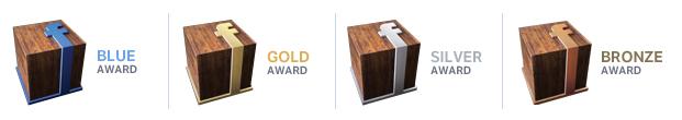 premios-facebook-award-blue-gold-silver-bronze