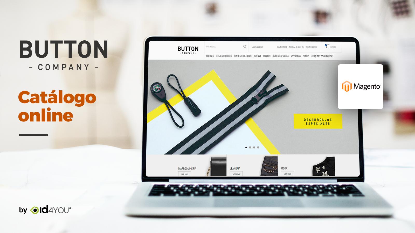 3174c121c Estrategias B2B – Button Company y su nuevo catálogo online – ID4YOU