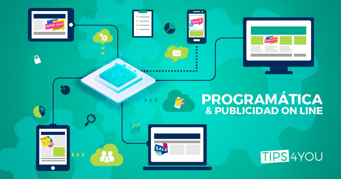 Programática, tendencia en publicidad on line