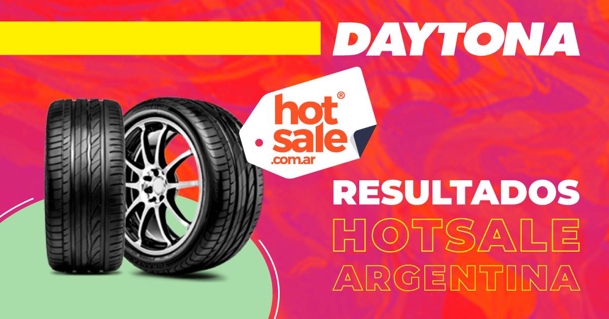 Daytona Hotsale Argentina Resultados