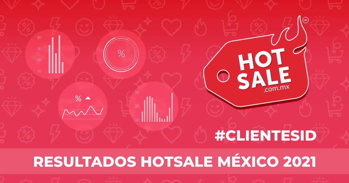 Resultados Hotsale Mexico 2021